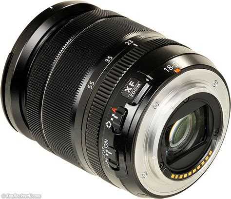 Fuji Xf 18 55mm Ois Review