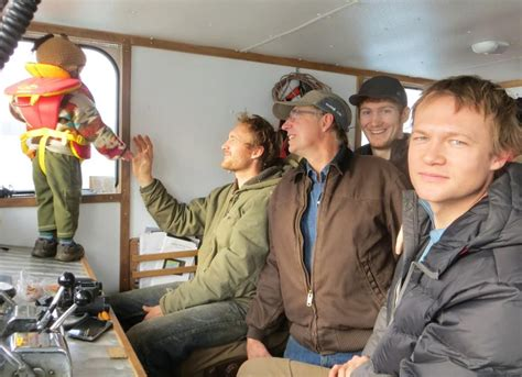 charlotte kilcher on boating alaska and tvs - Atz Kilcher Living On A Boat