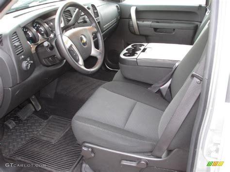 2011 chevrolet silverado 1500 lt crew cab 4x4 interior