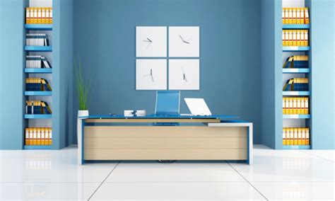 office paint colors for more appeal modern office cubicles