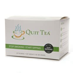 Quit Detox Tea quitfullstop asks smokers to turn new leaf using