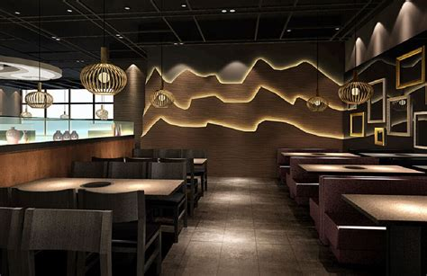 restaurant decoration restaurant interior design recently