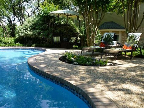 Small Backyard With Pool Landscaping Ideas Small Backyard Pool Landscaping Ideas Backyard Design Ideas