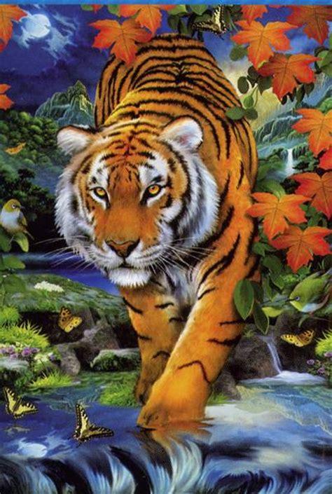 imagenes en 3d de tigres imagenes con movimiento 3d tigres imagui