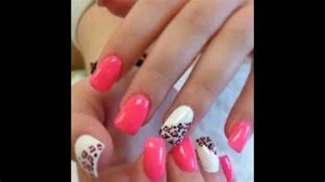 imagenes de uñas pintadas muy bonitas u 241 as hermosas y decoradas youtube