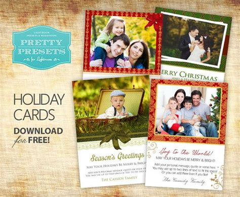 free card templates for lightroom 112 best images about free lightroom presets on