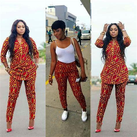ankara designs for women trouser and jacket styles mawuli dkk latest african fashion ankara kitenge