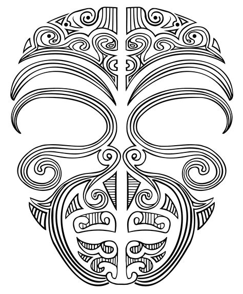 new tattoo png pattern on pinterest maori tattoo maori and new zealand