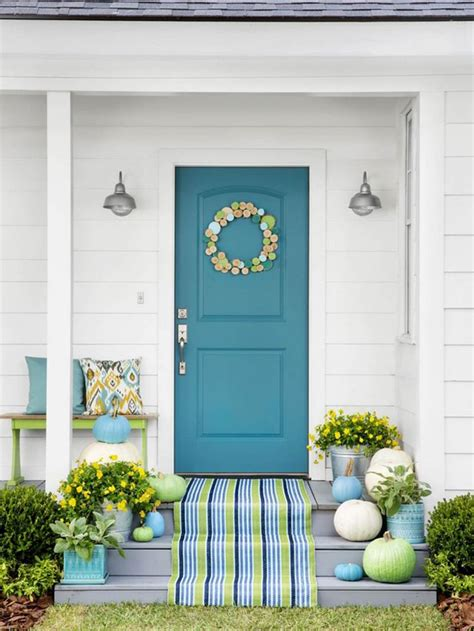 turquoise and blue front doors with paint colors house of turquoise bloglovin