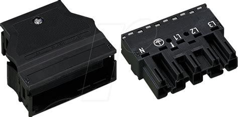 Bespeco Slmm150 Midi Cable 5 Pole wago 770 115 winsta midi 5 pole connector with strain relief at reichelt elektronik