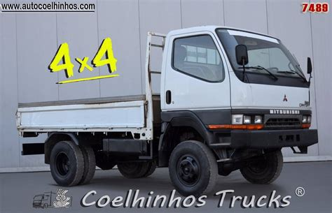 mitsubishi fuso 4x4 price used mitsubishi canter fg635 4x4 trucks year 1999