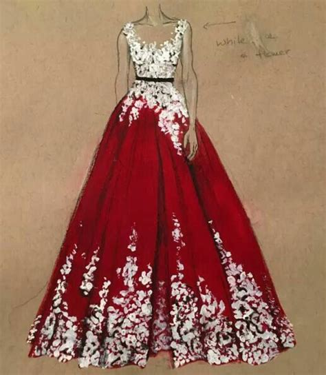fashion illustration dress lehenga sketch dress fashion illustrations sketches fashion illustrations