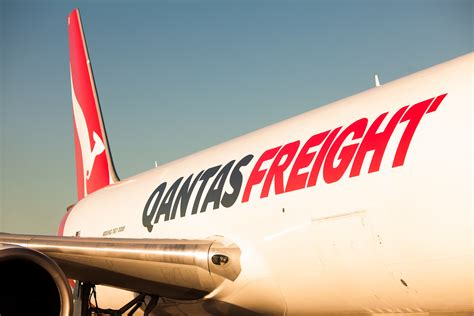 qantas freight and the australia post extend partnership with international contract