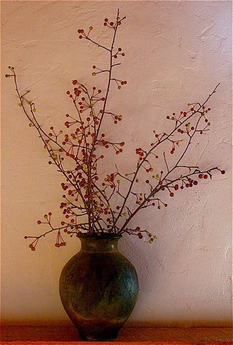 Vase Arrangements Branches by 187 Richard Foye Raku Vases And Urns The Gardener S
