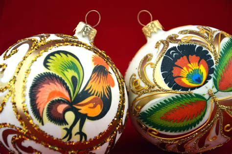 vitbis ornaments producent szklanych ozd 243 b choinkowych bombki ręcznie dekorowane polska