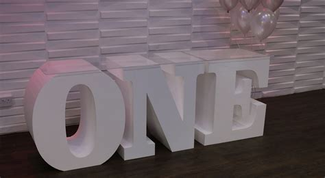 letter tables wedding tables baby tables letter