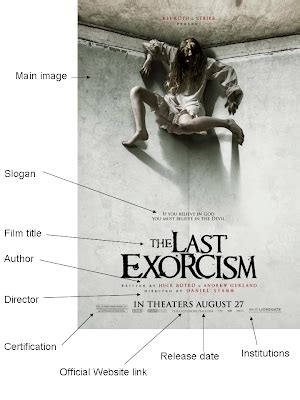 exorcist film analysis the gallery for gt the last exorcism poster controversy
