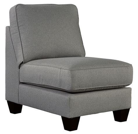 armless sofa chair signature design by ashley chamberly alloy 2430246