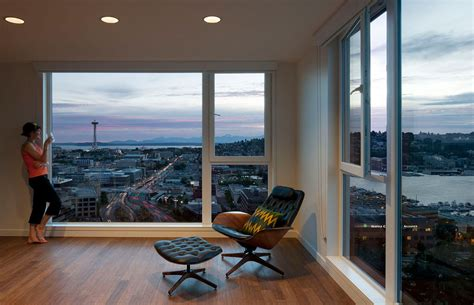 seattle appartment belroy apartments weinstein au architects urban