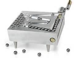 desk top ball bearings game