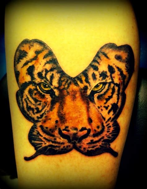 tiger butterfly tattoo 25 best ideas about tiger butterfly on