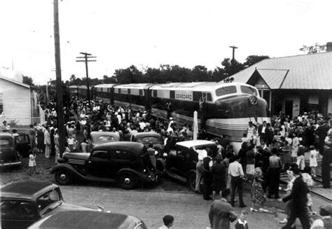 florida memory passengers at the seaboard air line