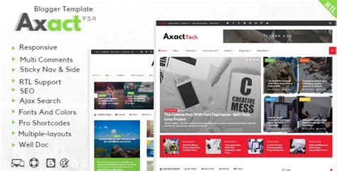 themeforest free download newsmag v3 2 news magazine axact v3 0 responsive magazine blogger theme bloggersstand