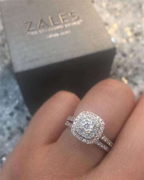 Top 24 Engagement Rings from Zales   THE QUEENS JEWELS