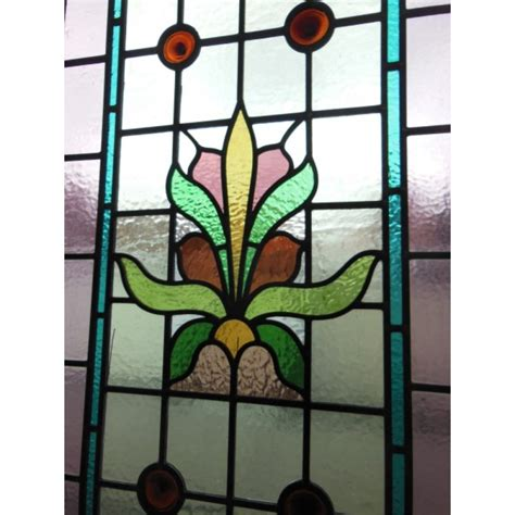stained glass panels 115 made stained glass panel
