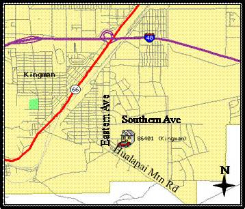 contact santa fe home in kingman arizona for rent