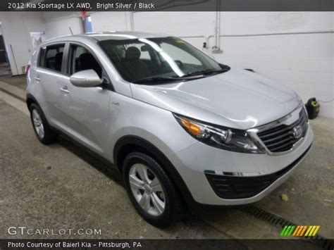 Metro Kia Of Raynham 2013 Kia Sportage Lx In Bright Silver Click To See Large