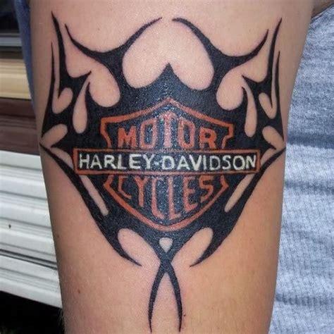 tribal harley davidson tattoos harley davidson hog designs harley davidson