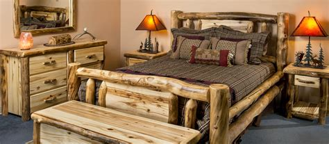 Log Furniture Denver by Rustic Log