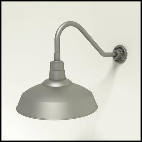 Gooseneck L by Aluminum Gooseneck Rlm Light 18 Quot L X 1 2 Quot Dia Arm With
