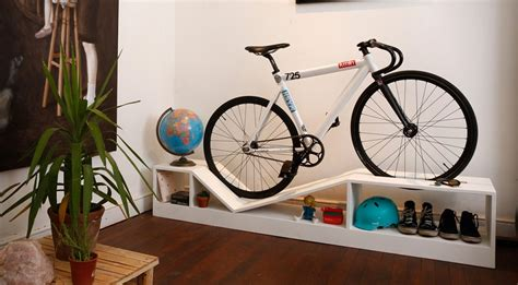 indoor bike storage ideas clever indoor bike storage ideas moral fibres uk eco green blog