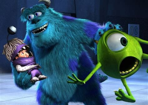 Inc Sulley monsters ink sulley and mike sulley and mike to find a way to get boo home in monsters