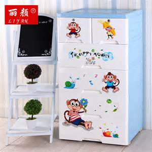 large thickening children baby wardrobe closet
