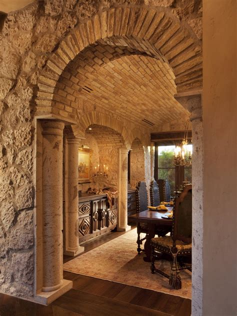 Tuscan Dining Room Decor by Photos Hgtv