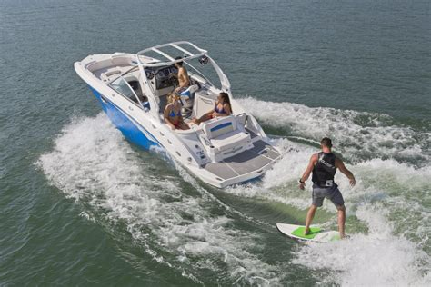 wake boat makes monster 350hp boat makes boone lake a wakeboarder s dream