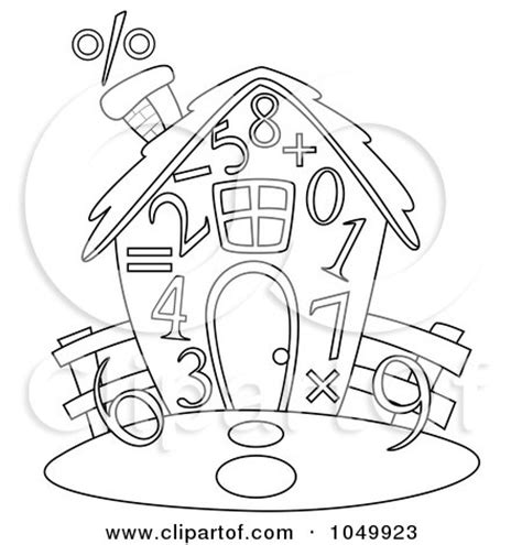coloring pages of math symbols royalty free rf illustrations clipart of math symbols 1