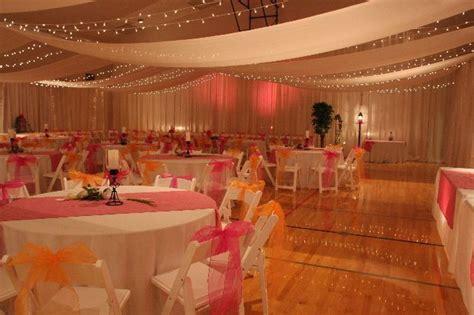 130 best images about wedding reception halls decor on