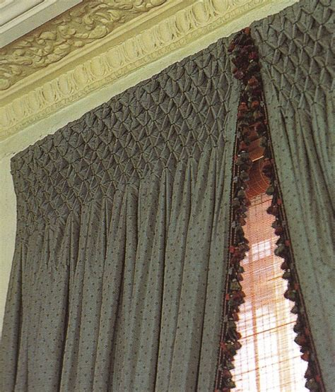 smocked drapes 79 best images about curtains blinds on pinterest