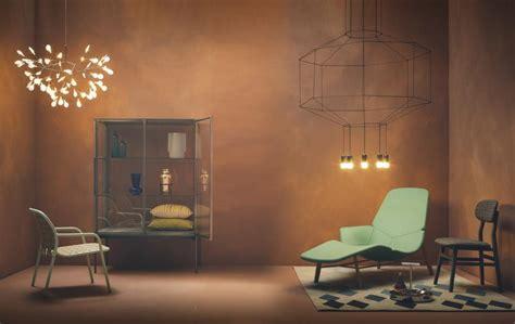 illuminazione interni design moderno cucina con piano lavoro a scomparsa