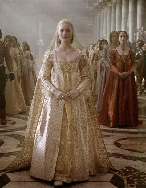 Wedding Gown Gold Premium Series the borgias lucrezia borgia the borgias series lucrezia borgia renaissance