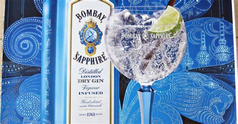 postercollectboys poster 45 beverage bombay sapphire