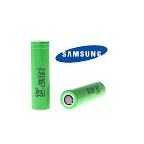 Promo Samsung Inr 18650 25r Li Ion Battery 2500mah 3 7v With Flat Top vape batteries samsung 25r 18650 2500mah inr battery