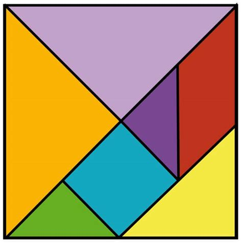tangram cuadrado tangram beneficios y recursos descargables de este