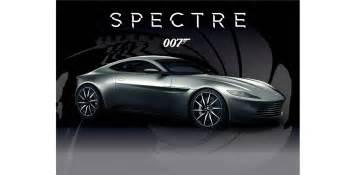 Aston Martin Suppliers Scalextric Bond 007 Spectre