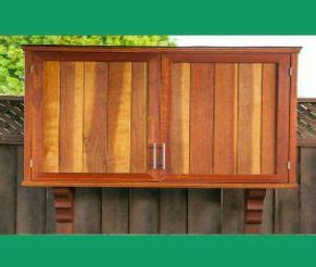 outdoor tv cabinet plans outdoor tv cabinet with double doors building plan diy