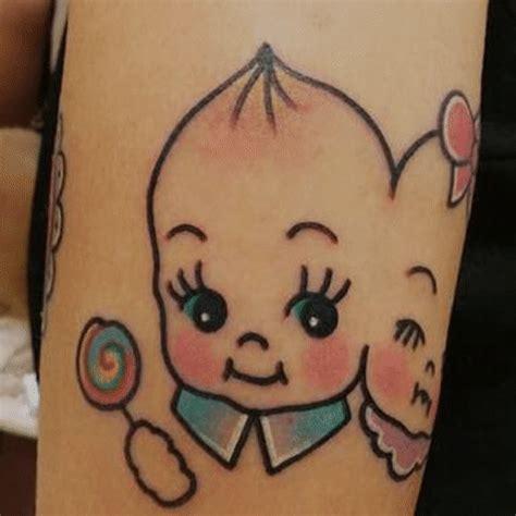kewpie que significa k idols tatuagens e seus significados parte 4 kpop